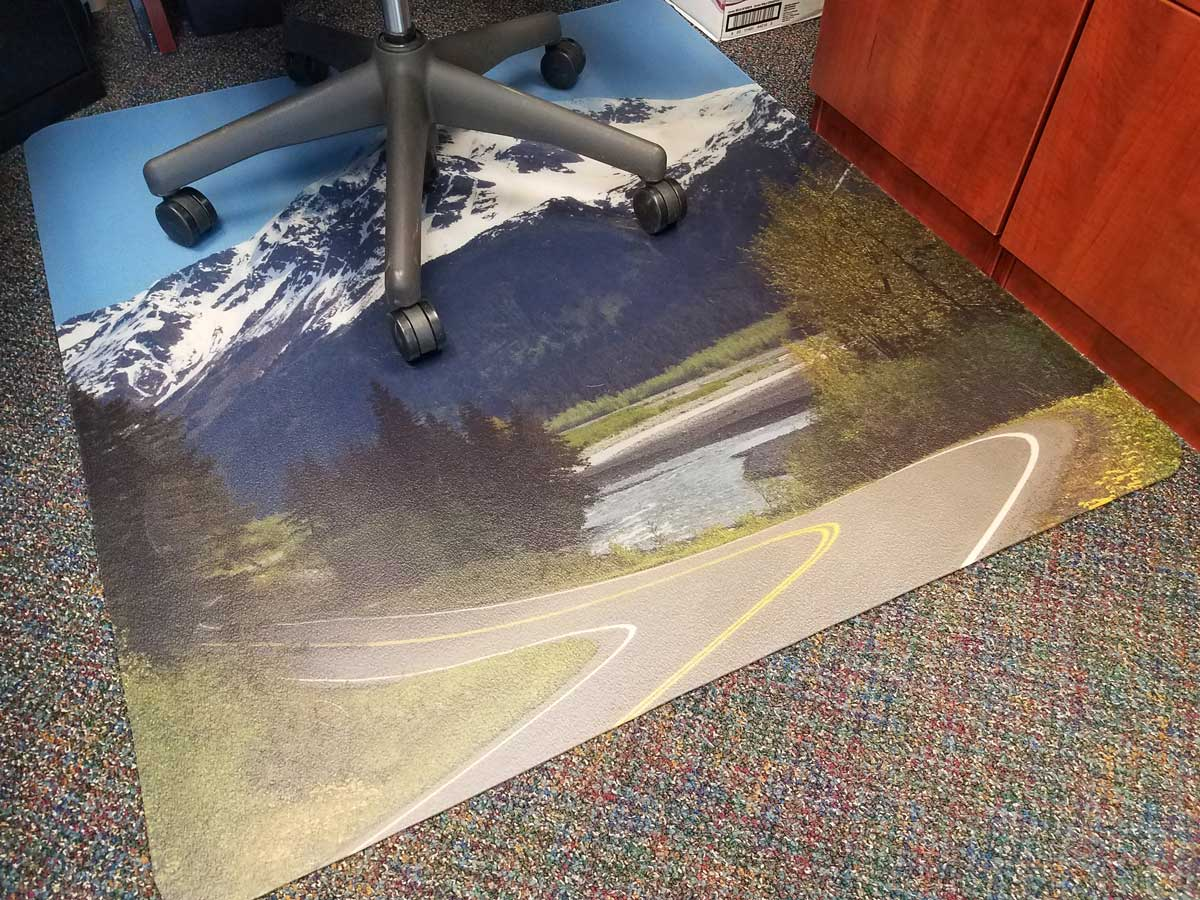 Alaska Chair Mat