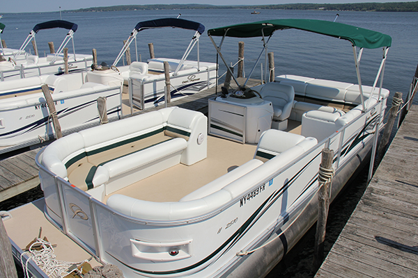 AquaTread Solid Pontoon Boat Flooring 03