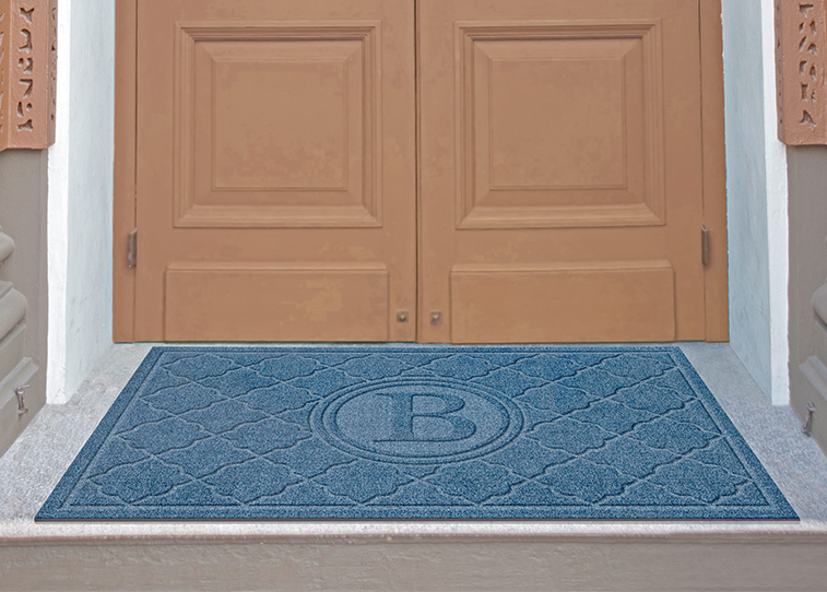 Bombay Personalized Mat 1