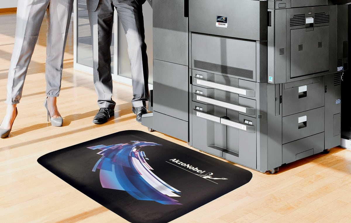 Direct Print Fatigue Shield Floor Mat DP250