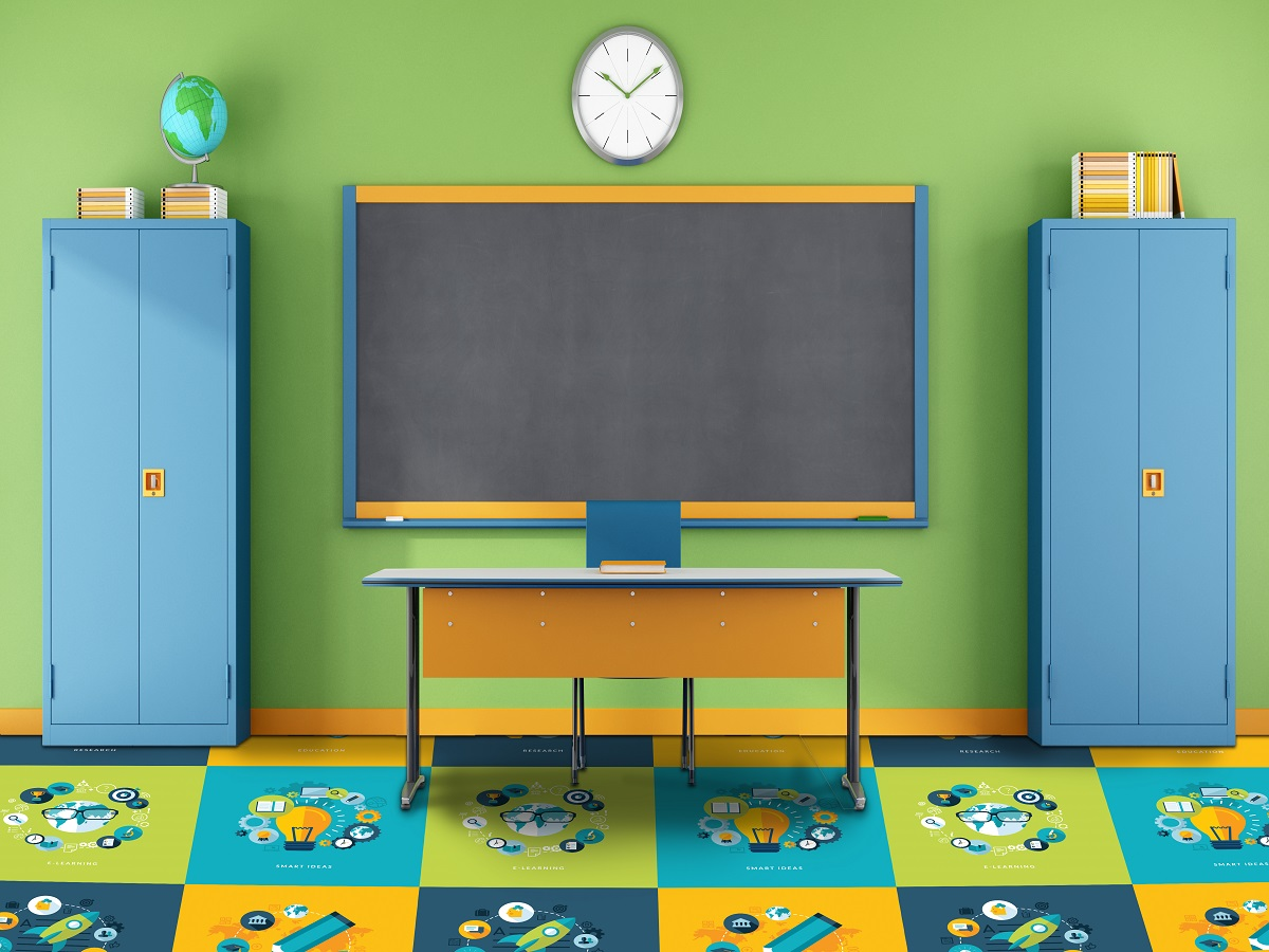 Education Flooring Inspiration 2