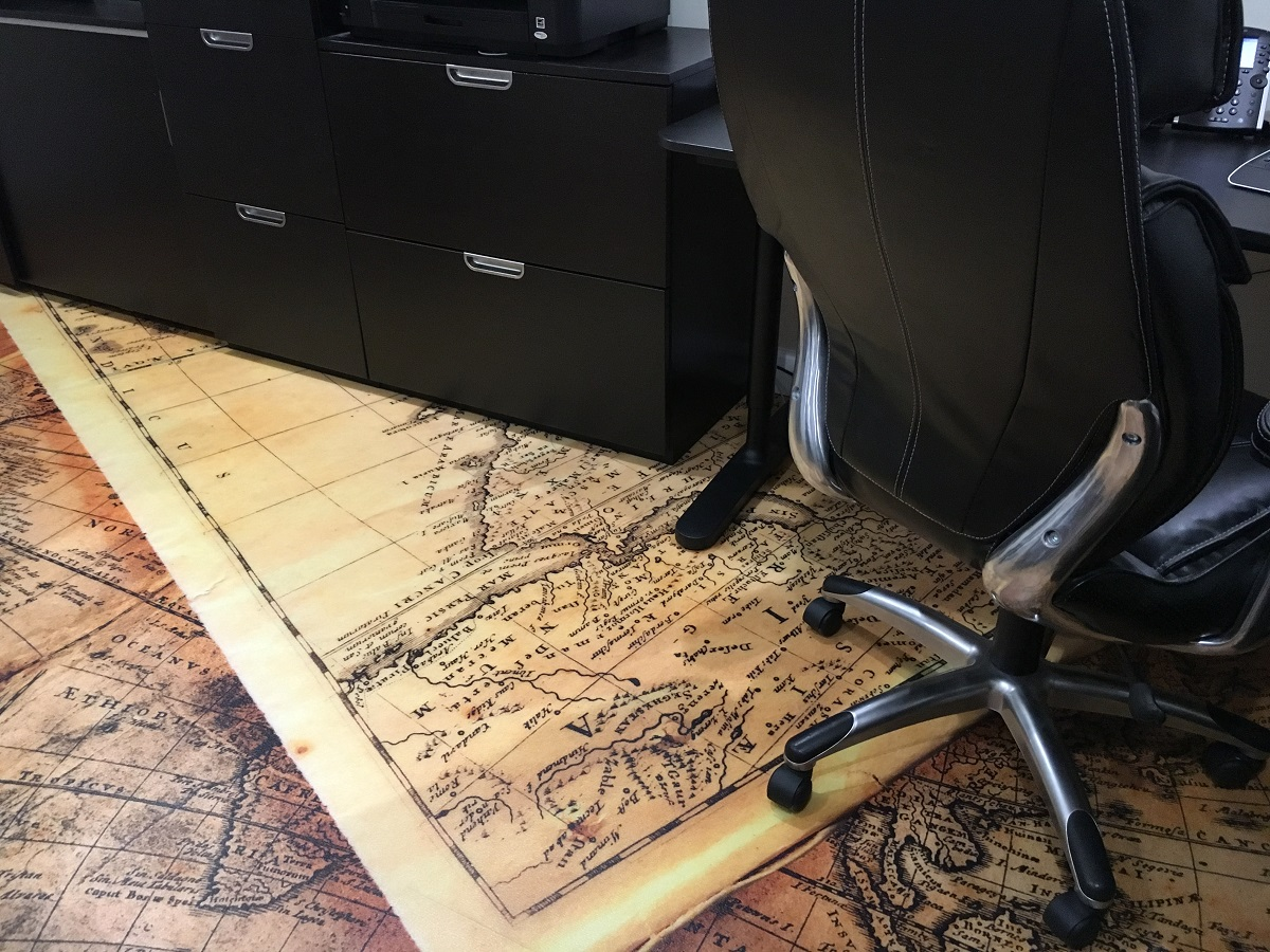 Map Office Floor