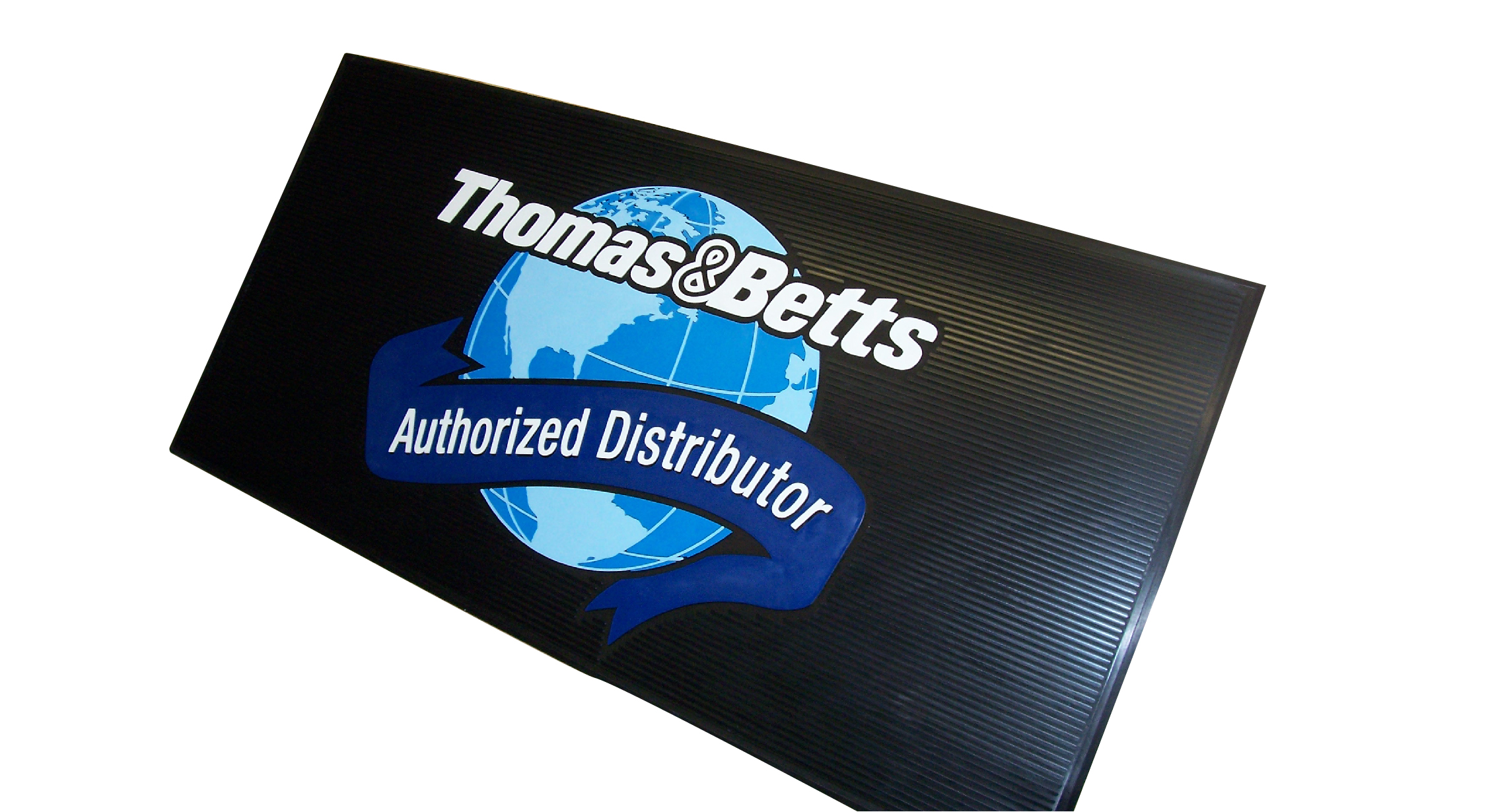 Thomas & Betts Molded Floor Mat